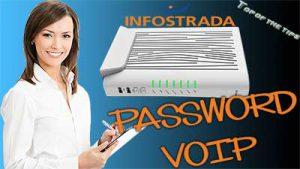 Trucco per recuperare pass VOIP router infostrada DVA-5592