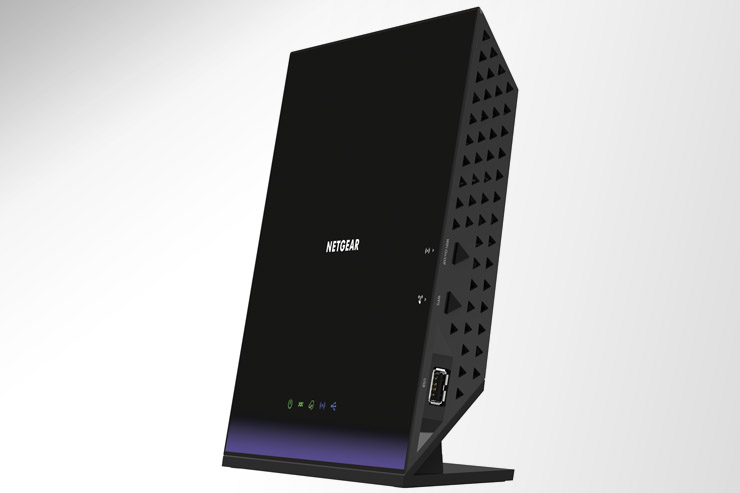 Router Netgear D6400: connettività wireless fino a 1.600 Mbit/s