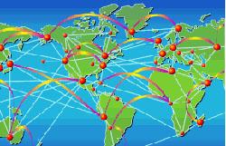 Problema inspiegabile traffico rete Internet