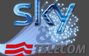 Fibra ottica, telefono e Sky: Offerte Tuttocompreso