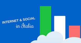 Italia prima tra i paesi europei per uso Internet in mobilità