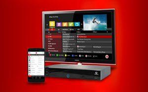 Vodafone Tv: offerta on demand e internet tv in fibra ottica