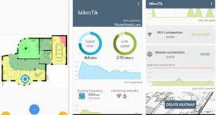 Esaminare rete wi-fi di casa: app android