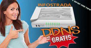DDNS gratis con router D-link infostrada DVA-5592