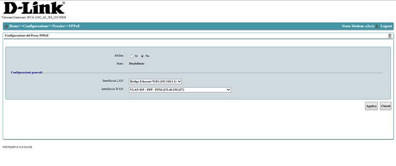 nat 1 router infostrada ps4