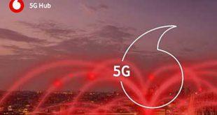 Vodafone sperimenta la connessione 5G